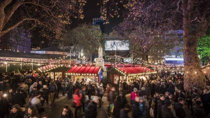I mercatini di Natale a Londra – Aggiornato 2020