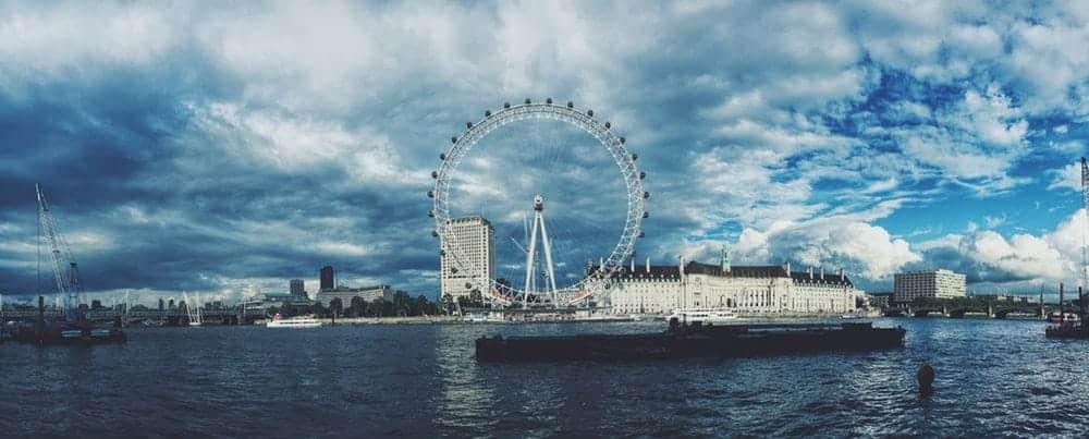 london eye londra weekend