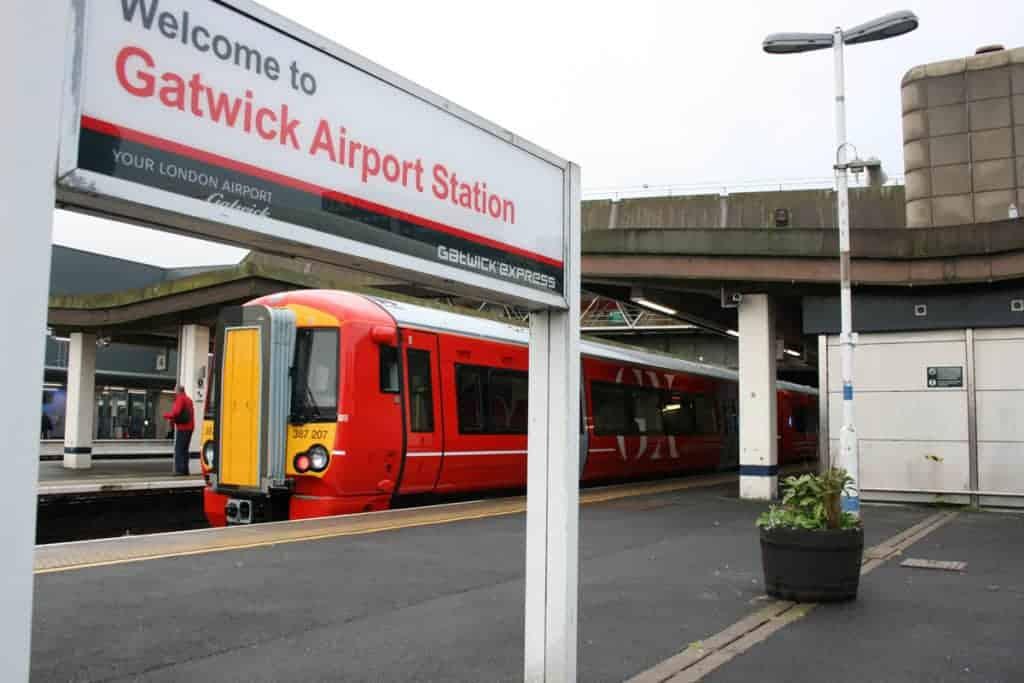 Gatwick-Express londra
