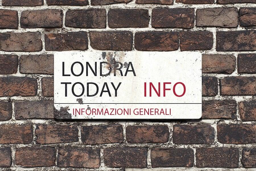 informazioni generali londra