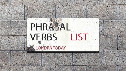 Questa lista di Phrasal Verbs in inglese amplierà istantaneamente il tuo vocabolario