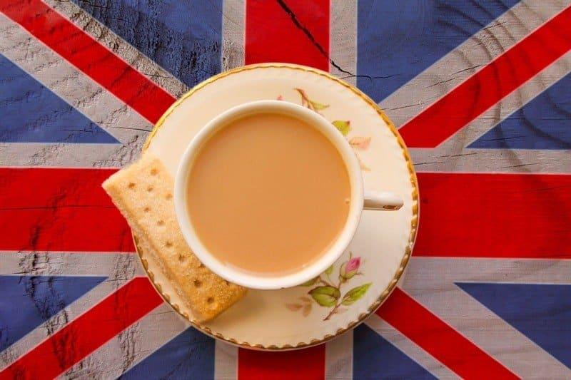 tè delle 5 londra