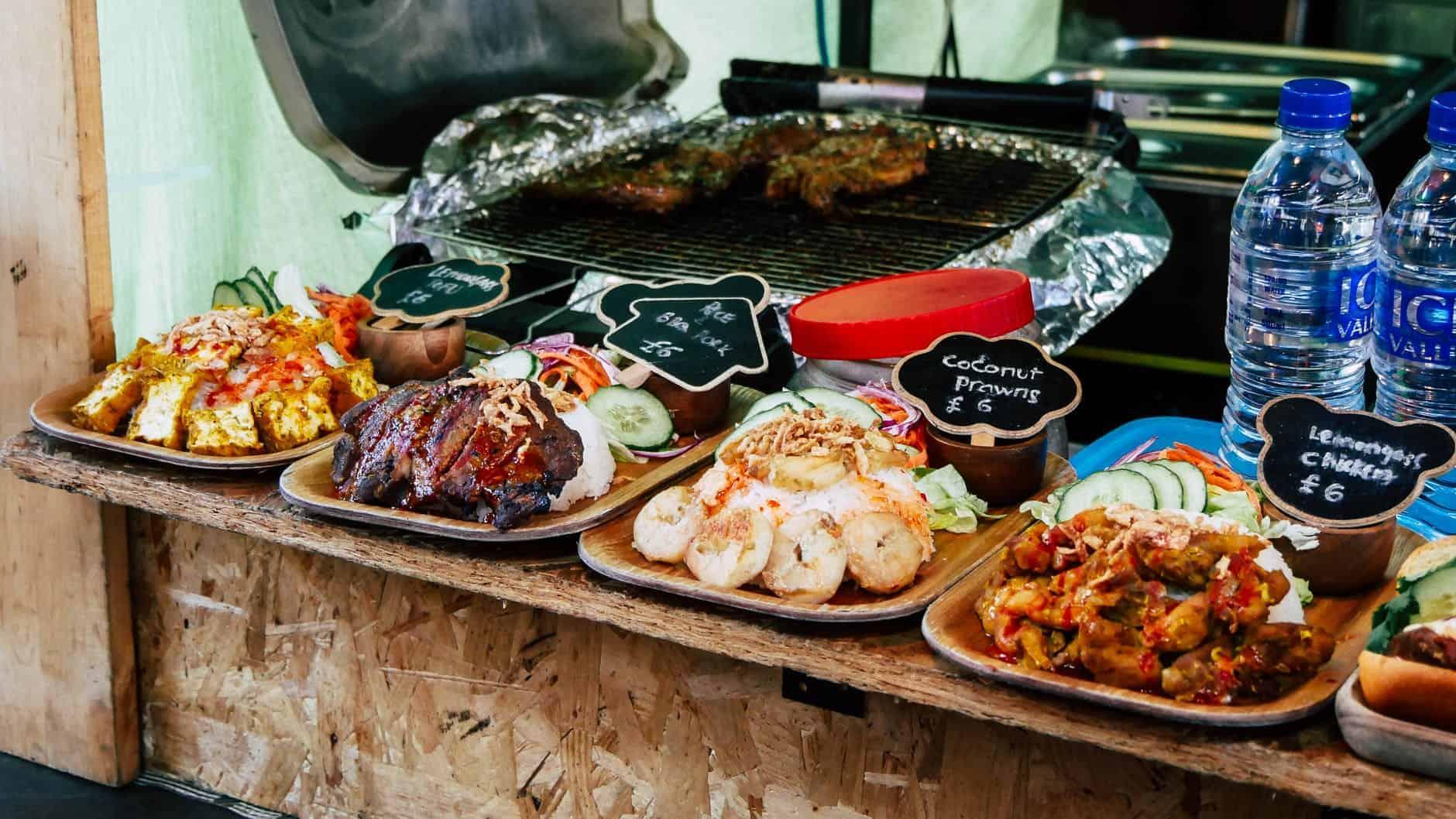 street food londra