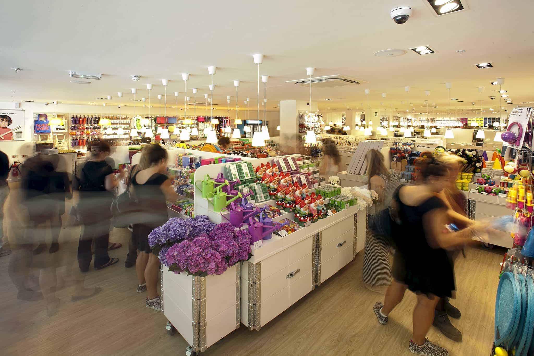 negozi più economici di londra