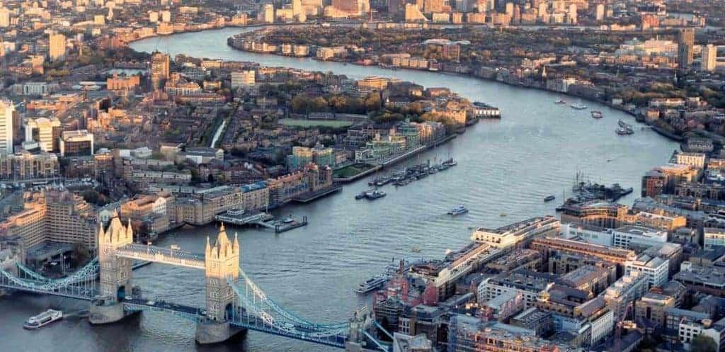Il Tamigi Conosci Davvero Il Fiume Di Londra