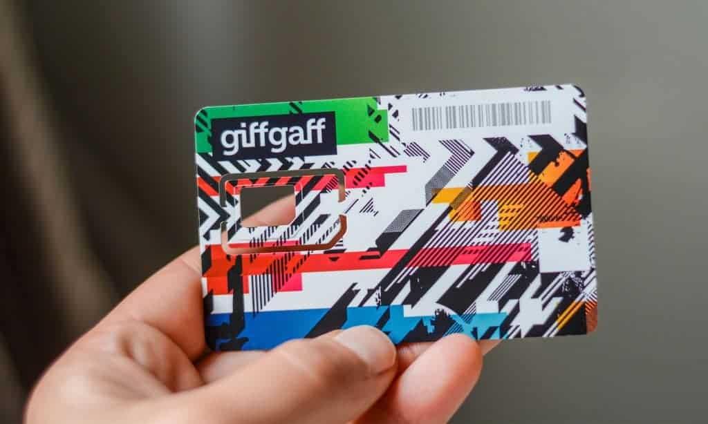 Giffgaff 2