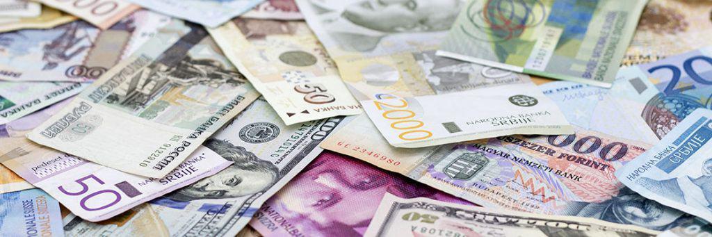 cambiare euro in sterline a londra
