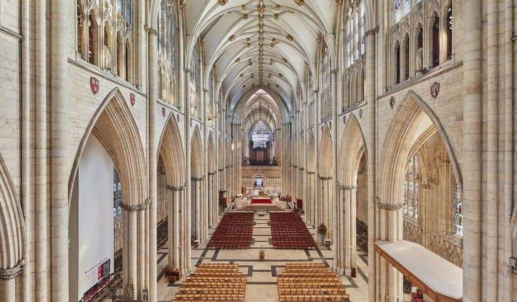 cattedrale di york cosa vedere