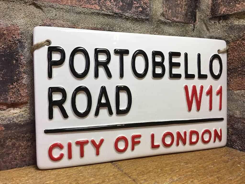 Portobello Road - Guida e Orari al Mercato di Londra 1