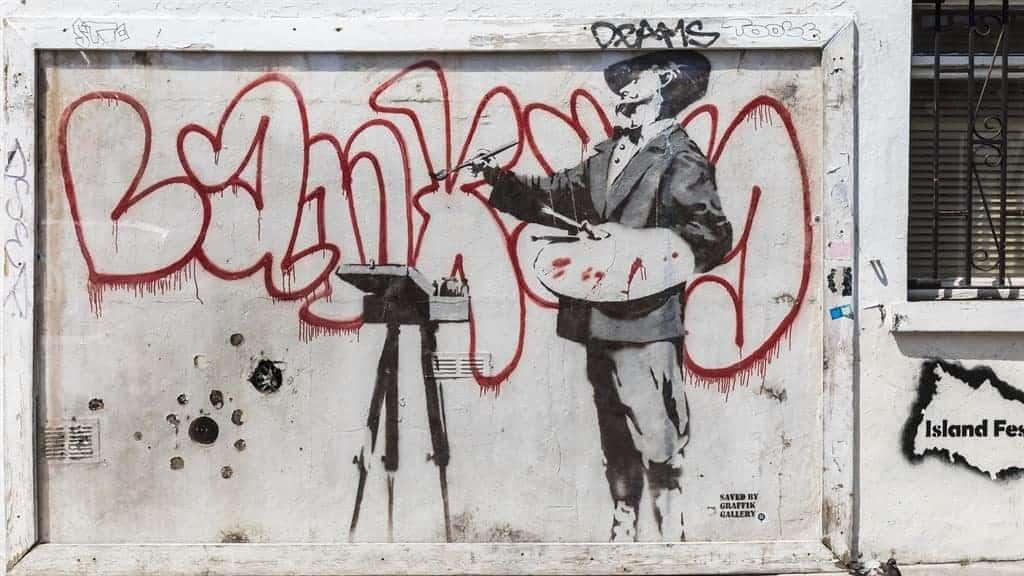 banksy a londra