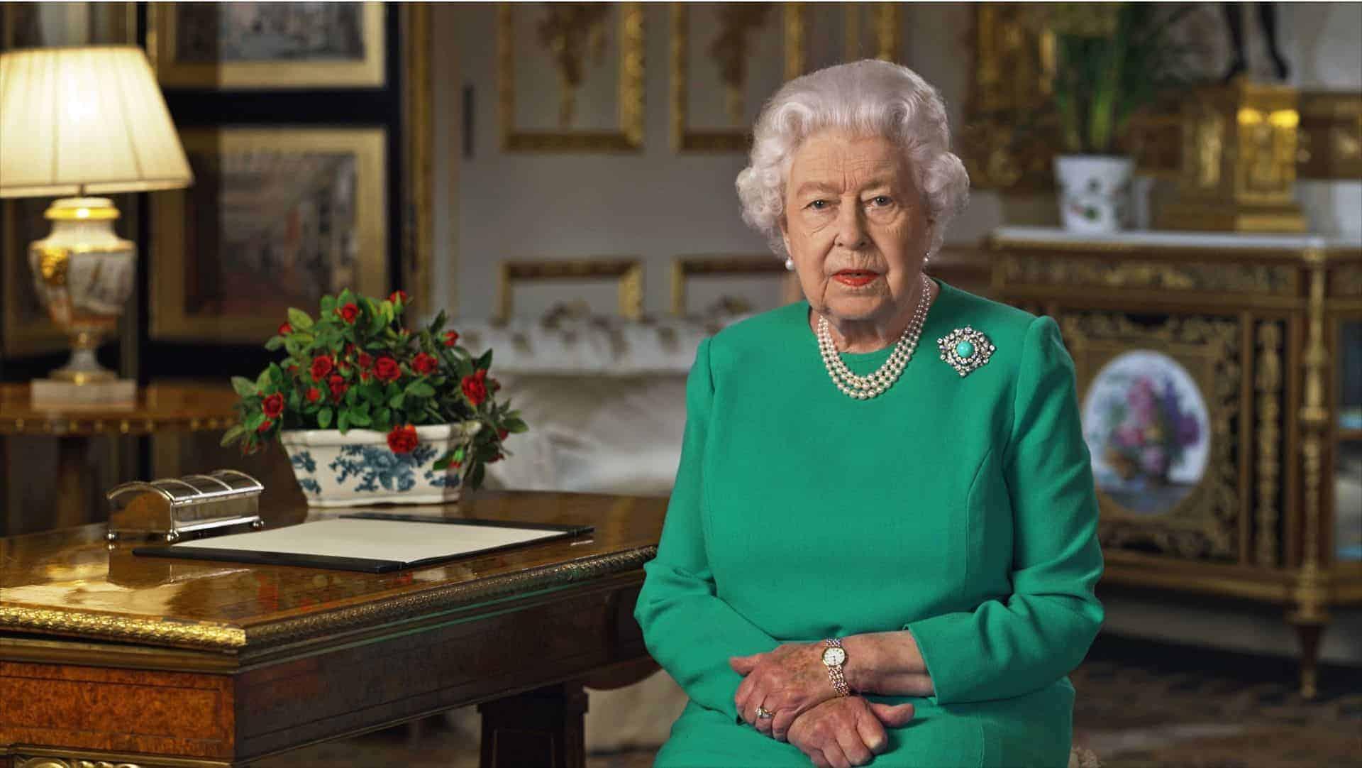 messaggio regina