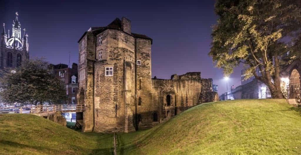 castello di Newcastle