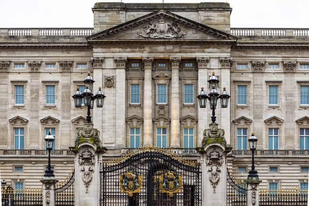 Buckingham Palace 3 giorni a londra