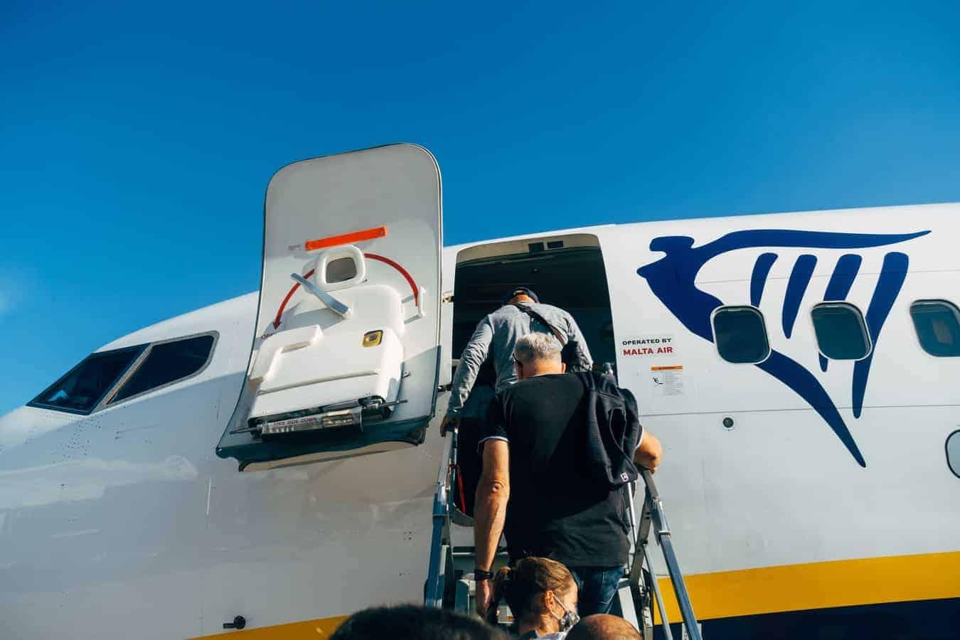 voli per il regno unito 23