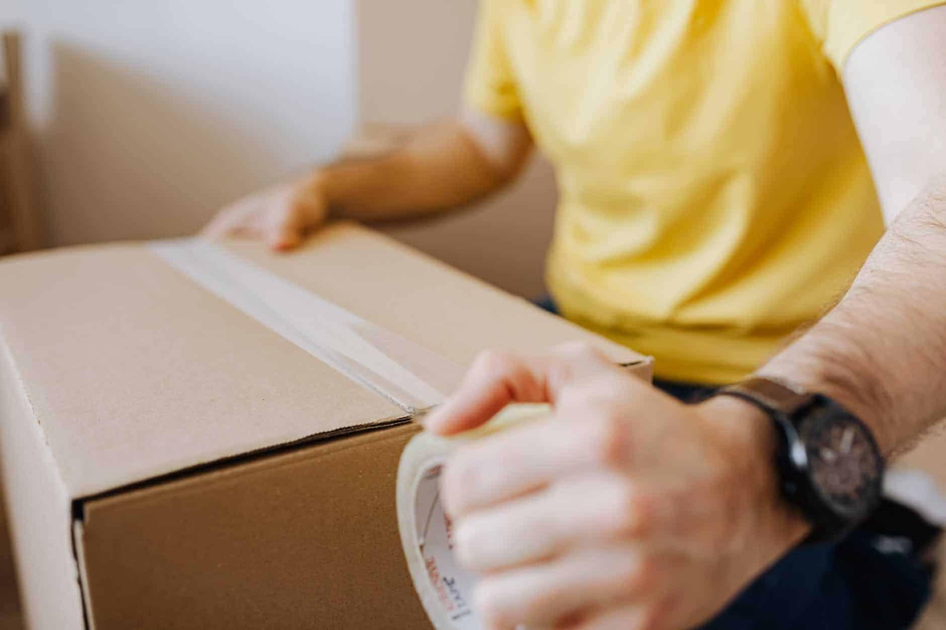 spedire un pacco a londra2