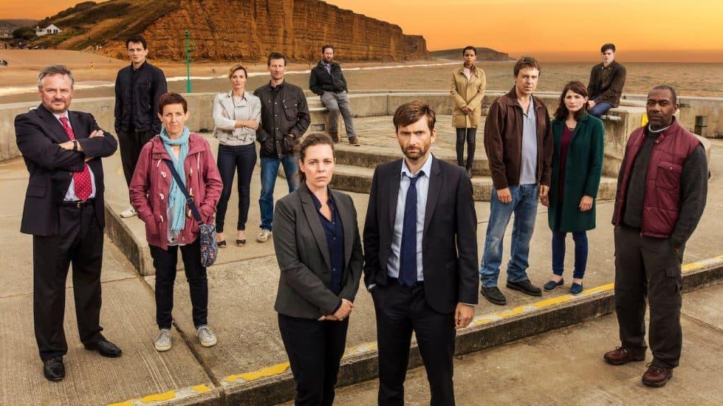 Broadchurch serie tv inglesi