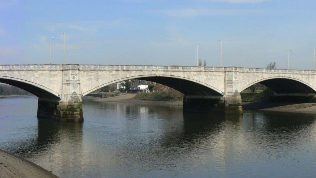 Chiswick Bridge ponti di londra storici