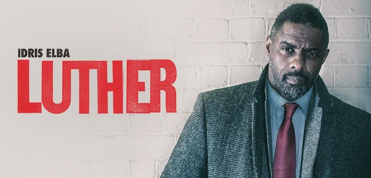 Luther serie tv per imparare l'inglese