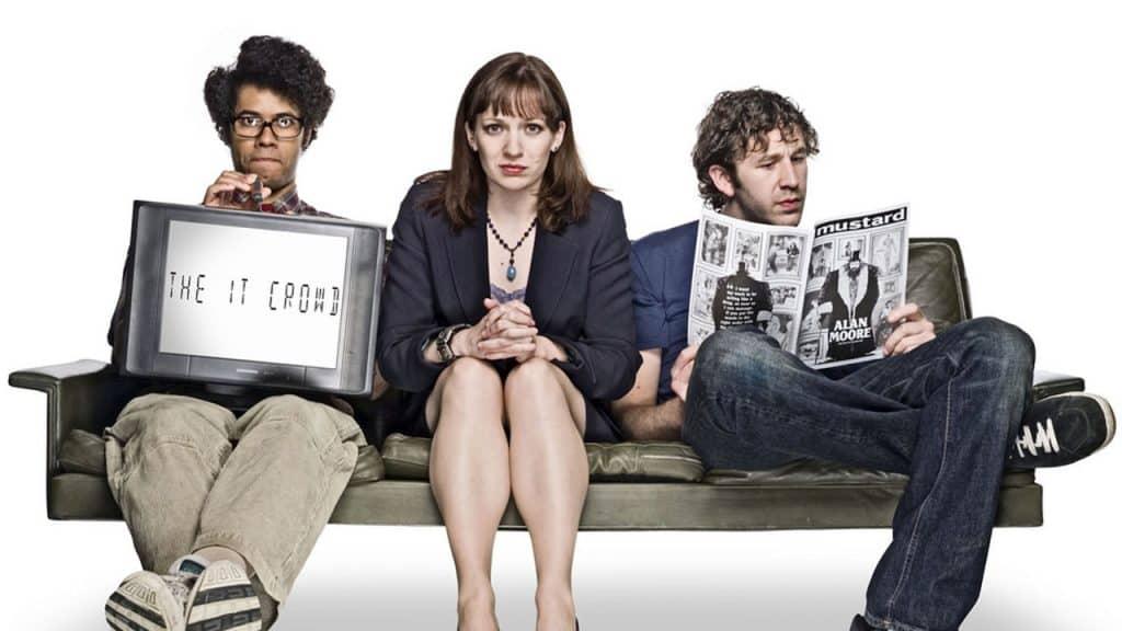 The IT Crowd serie tv per studiare inglese