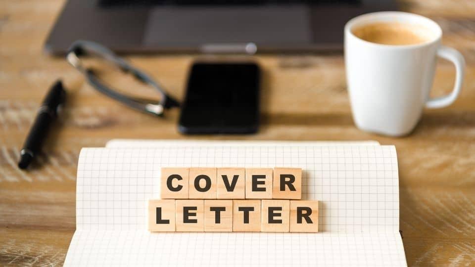 cover letter in inglese