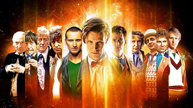 Serie tv inglesi doctor who