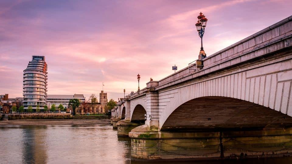 putney bridge Londra