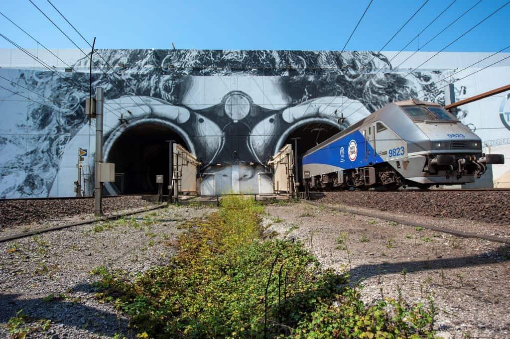 euro tunnel sotto la manica