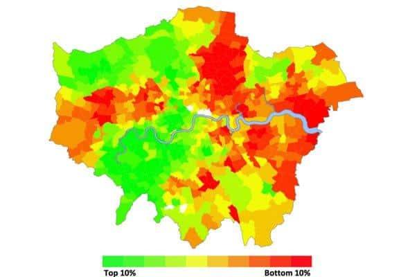 peggiori quartieri di Londra