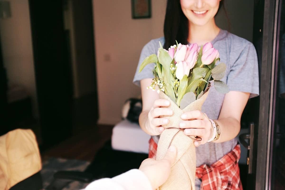 Come inviare fiori on line
